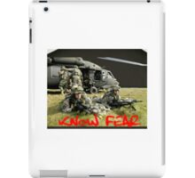 Army Deploy iPad Case/Skin