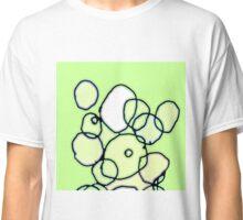 Random Cells (Green Version)  Classic T-Shirt