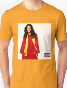 high school musical gabriella montez Unisex T-Shirt