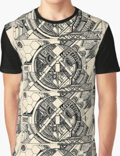"Mandala ""Entrance"" Graphic T-Shirt"