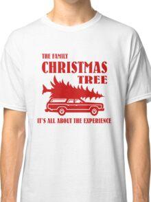 The Family Christmas Tree Classic T-Shirt