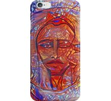 "The Moon -©S.PHNX ""The sPhoenix Tarot"" iPhone Case/Skin"
