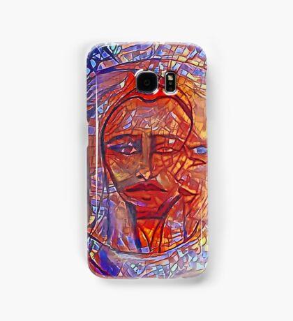 "The Moon -©S.PHNX ""The sPhoenix Tarot"" Samsung Galaxy Case/Skin"