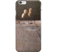 Simple Things - Together iPhone Case/Skin