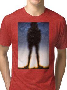 Reflection of a Man Tri-blend T-Shirt