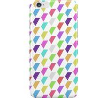 Colored Hexagons [Half] iPhone Case/Skin