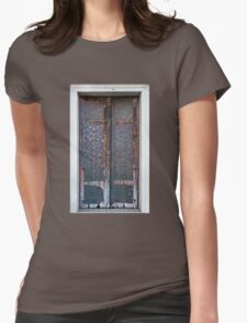 Copper Door  Womens Fitted T-Shirt