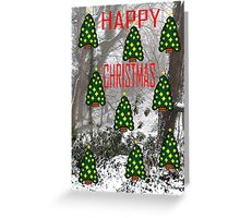 HAPPY CHRISTMAS 22 Greeting Card