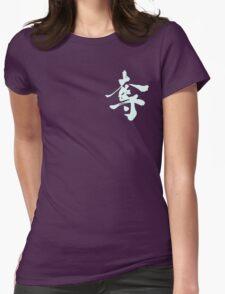 Metal Gear Rising - DATSU Kanji Womens Fitted T-Shirt