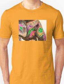 Amber Elephant Unisex T-Shirt