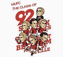 MUFC - The class of 92 Unisex T-Shirt
