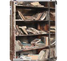 Books of the war iPad Case/Skin