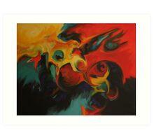 Psychedelia 2 Art Print