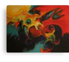 Psychedelia 2 Canvas Print