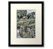 Goathland Crossing Framed Print
