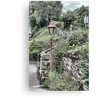 Goathland Crossing Canvas Print