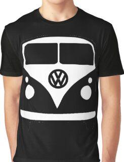 Volkswagen Van Vintage Graphic T-Shirt