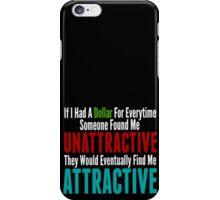 The Struggle Of Money... iPhone Case/Skin