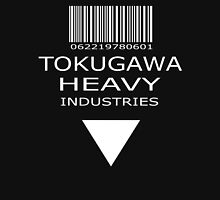 MGS - Tokugawa Heavy Industries - Black Unisex T-Shirt