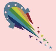 My little Pony - Equestria Girls - The Rainbooms (Rainbow Rocks) One Piece - Long Sleeve