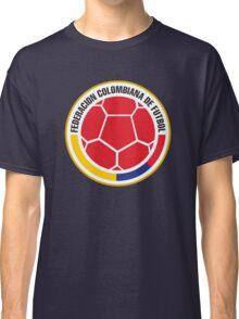 Federacion Colombiana de futebol - colombian soccer Classic T-Shirt