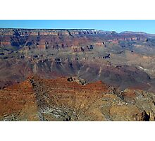 Grand Canyon Colors 1 Photographic Print