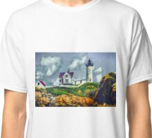 Light Upon A Hill Classic T-Shirt