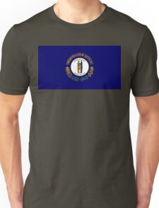 Kentucky state flag Unisex T-Shirt