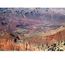 Grand Canyon South Rim 16 Photographic Print