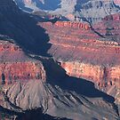 Grand Canyon South Rim Textures 4 by marybedy