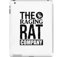 The Raging Rat Company iPad Case/Skin