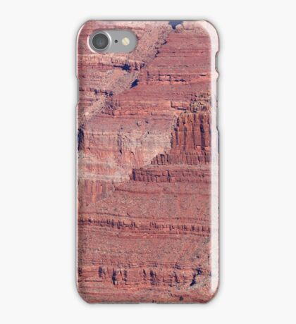 Grand Canyon South Rim Textures 40 iPhone Case/Skin