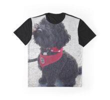 Stanley the little Black Cockapoo Graphic T-Shirt