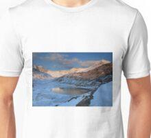 Snowdon sunrise Unisex T-Shirt