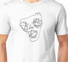 Reeking of Plum - Alien (White) Unisex T-Shirt