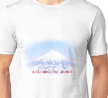 Welcome to japan Unisex T-Shirt