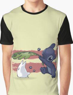 The Spirit of Ohana Graphic T-Shirt