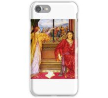 Evelyn de Morgan - The Gilded Cage  iPhone Case/Skin