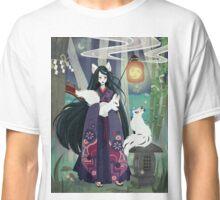 Yokai Japanese Kitsune Classic T-Shirt