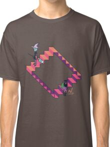 LOOPING STAIRCASE Classic T-Shirt