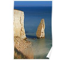 The Pinnacles, Handfast Point Poster
