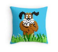 Duck Hunt from NES Throw Pillow