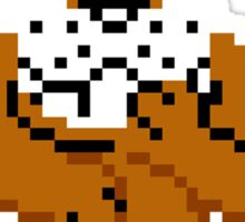 Duck Hunt from NES Sticker