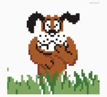 Duck Hunt from NES Baby Tee