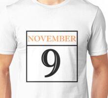 November 9 Unisex T-Shirt