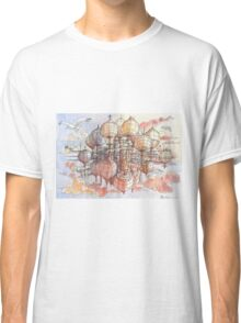 The flying village! Classic T-Shirt