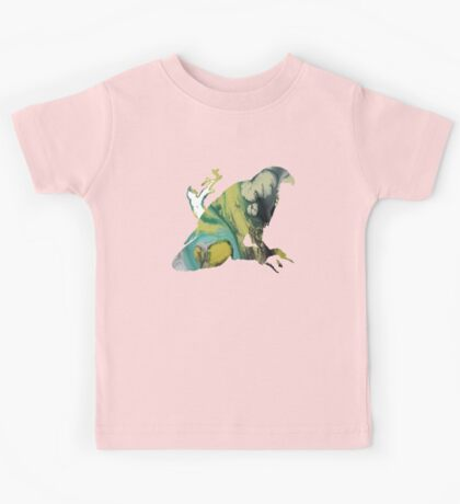 Bald eagle Kids Tee