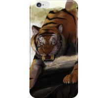 Shere Khan iPhone Case/Skin