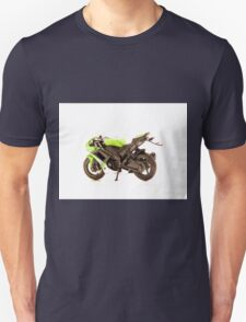 Sports motorcycle 1 Unisex T-Shirt