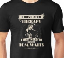 TOM WAITS'FANS Unisex T-Shirt